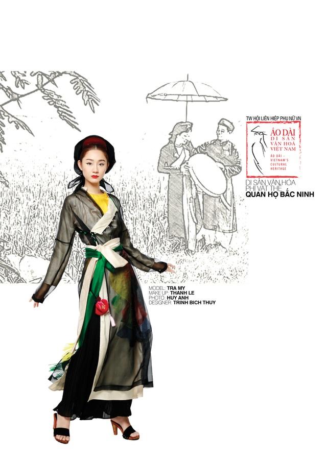 Dời ngày trình diễn Áo dài - di sản văn hoá Việt Nam vì Covid-19 - 26