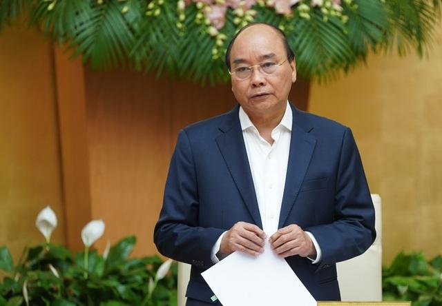 Thủ tướng: Sẵn sàng hy sinh lợi ích kinh tế vì sức khỏe nhân dân - 1