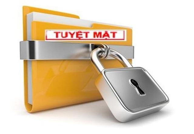 Máy tính đăng ký tài liệu bí mật nhà nước không được kết nối internet - 1