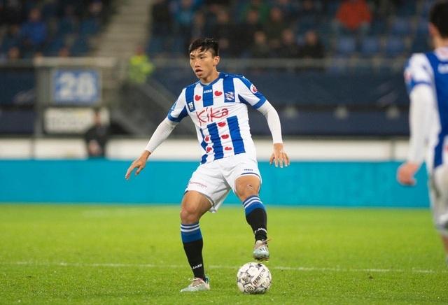 Văn Hậu và 8 cầu thủ sắp hết hạn hợp đồng ở Heerenveen - 1