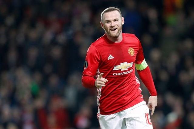 10 khoảnh khắc đáng nhớ của Rooney trong màu áo Man Utd - 9