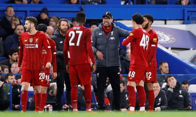 Liverpool liên tiếp nếm trái đắng, HLV Jurgen Kloop nói gì? - 1