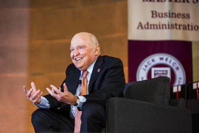 """5 bài học quản trị từ """"CEO của thế kỷ"""" Jack Welch - 2"""
