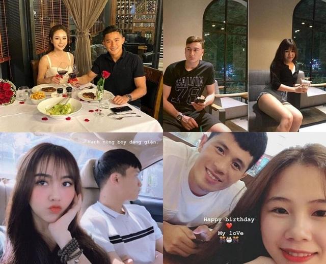 """5 cặp đôi """"chị ơi anh yêu em"""" nổi tiếng của làng bóng đá Việt - 1"""