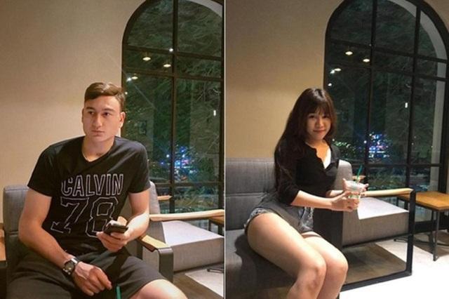 """5 cặp đôi """"chị ơi anh yêu em"""" nổi tiếng của làng bóng đá Việt - 5"""