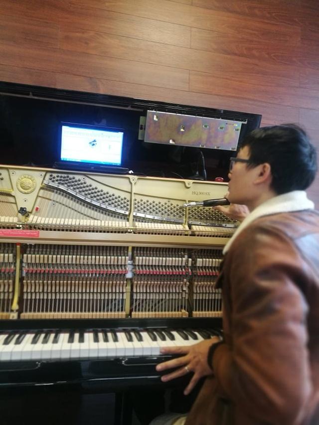 Thái Dũng: Người thổi hồn vào tiếng dương cầm - 3