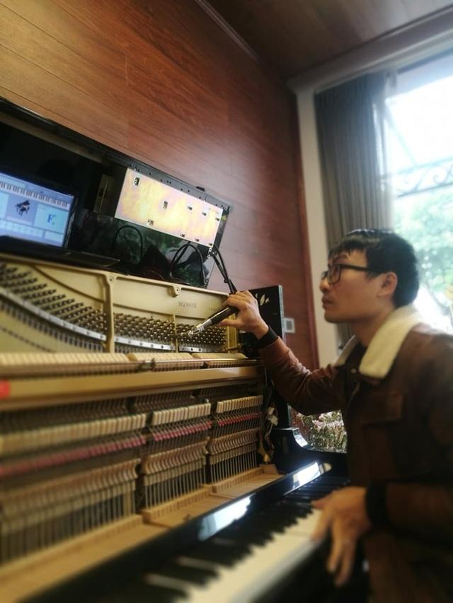 Thái Dũng: Người thổi hồn vào tiếng dương cầm - 1