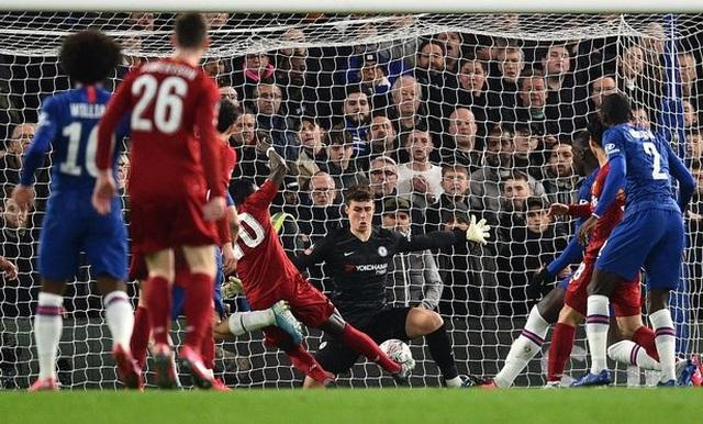 Nhìn lại chiến thắng ngọt ngào của Chelsea trước Liverpool - 11