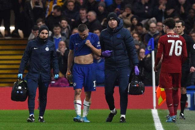 Nhìn lại chiến thắng ngọt ngào của Chelsea trước Liverpool - 14