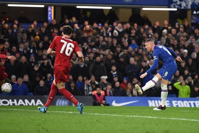 Nhìn lại chiến thắng ngọt ngào của Chelsea trước Liverpool - 15