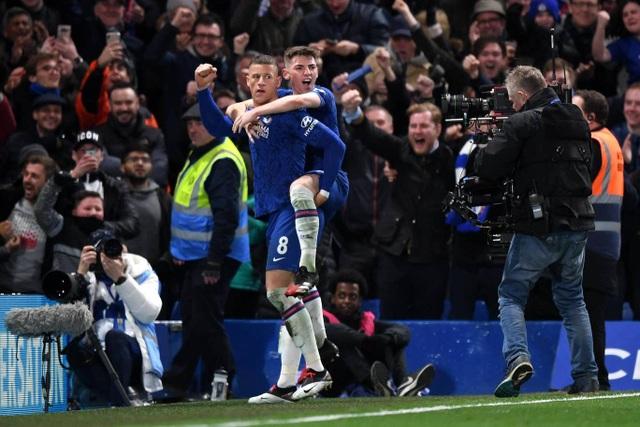 Nhìn lại chiến thắng ngọt ngào của Chelsea trước Liverpool - 17