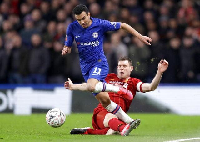 Nhìn lại chiến thắng ngọt ngào của Chelsea trước Liverpool - 18