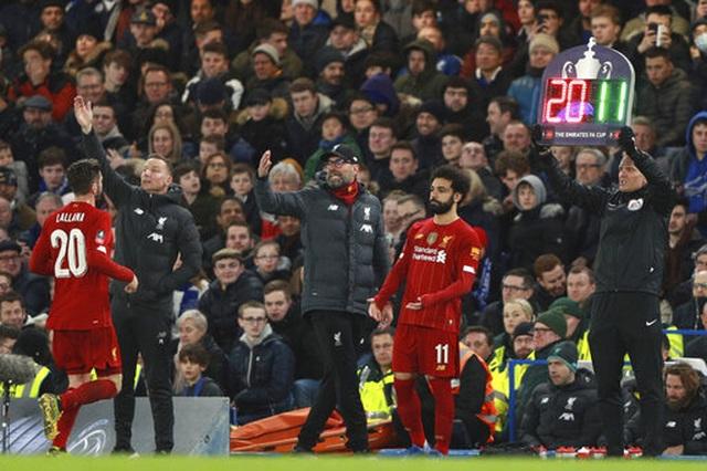 Nhìn lại chiến thắng ngọt ngào của Chelsea trước Liverpool - 19