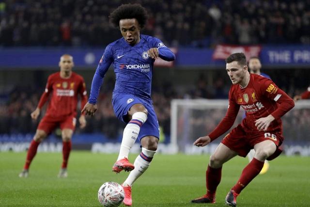 Nhìn lại chiến thắng ngọt ngào của Chelsea trước Liverpool - 6