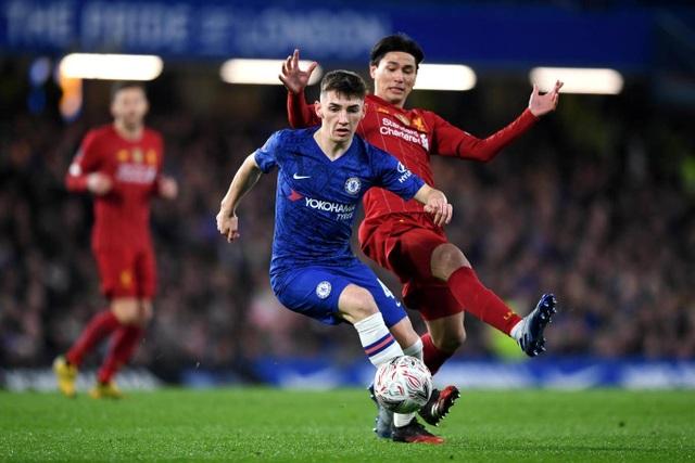 Nhìn lại chiến thắng ngọt ngào của Chelsea trước Liverpool - 7