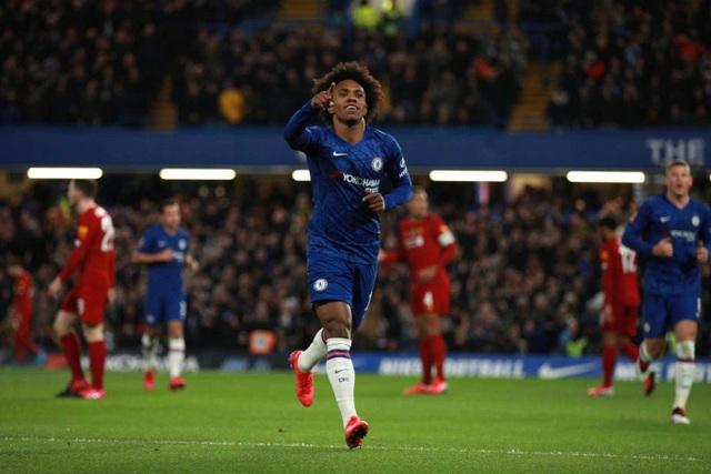 Nhìn lại chiến thắng ngọt ngào của Chelsea trước Liverpool - 10