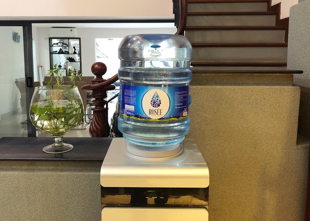 Nước tinh khiết Rosée Water - thương hiệu mới của Nước Đá Hồng Phúc - 1