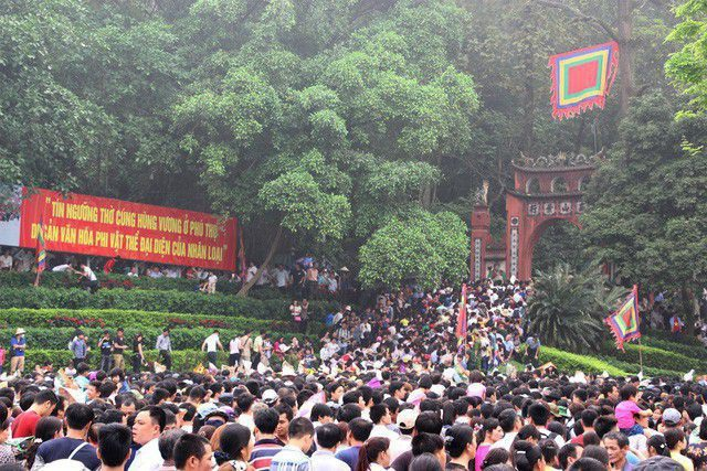 Lễ hội Đền Hùng bỏ phần hội đông người vì Covid-19 - 1