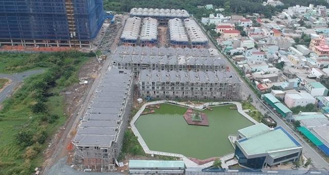 TPHCM công khai chủ đầu tư dự án vi phạm về đất đai - 1