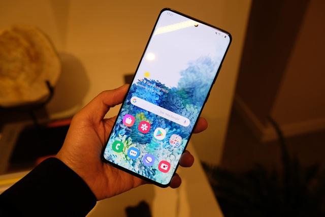 Đánh giá Galaxy S20 Ultra - Sự lột xác ấn tượng - 5