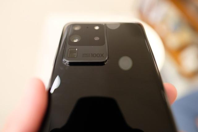 Đánh giá Galaxy S20 Ultra - Sự lột xác ấn tượng - 6