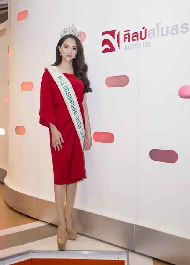 Hương Giang được mời làm giám khảo Hoa hậu Chuyển giới Quốc tế 2020 - 4