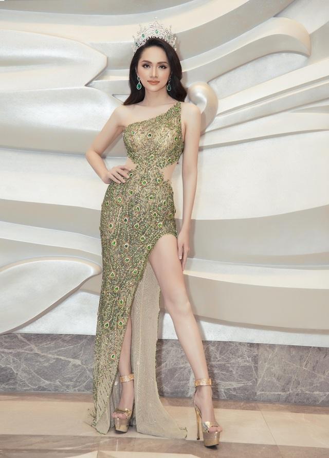 Hương Giang được mời làm giám khảo Hoa hậu Chuyển giới Quốc tế 2020 - 3