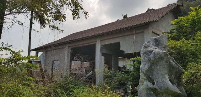 Cận cảnh homestay hàng chục tỷ đồng bị bỏ hoang tại Ninh Bình - 4
