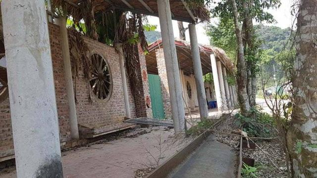 Cận cảnh homestay hàng chục tỷ đồng bị bỏ hoang tại Ninh Bình - 3