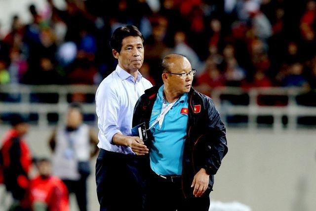 Hoãn trận Malaysia - Việt Nam, HLV Park Hang Seo bớt nỗi lo - 1