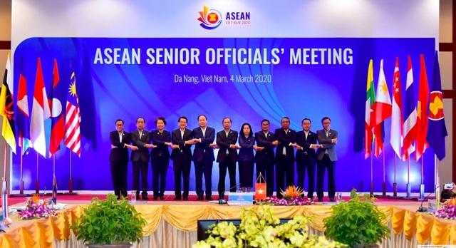 Quan chức cao cấp ASEAN họp tại Đà Nẵng - 1