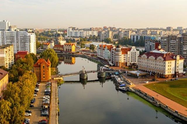 Kaliningrad: Điểm đến nổi bật nhất thế giới năm 2020 - 1