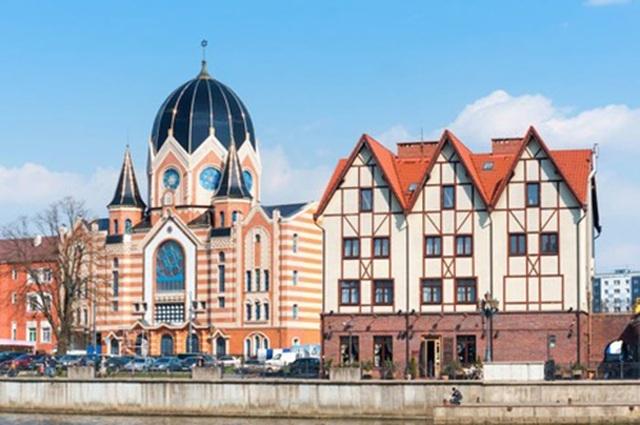 Kaliningrad: Điểm đến nổi bật nhất thế giới năm 2020 - 2