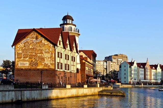 Kaliningrad: Điểm đến nổi bật nhất thế giới năm 2020 - 4