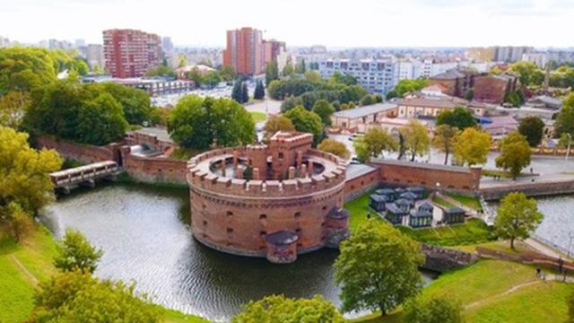 Kaliningrad: Điểm đến nổi bật nhất thế giới năm 2020 - 6