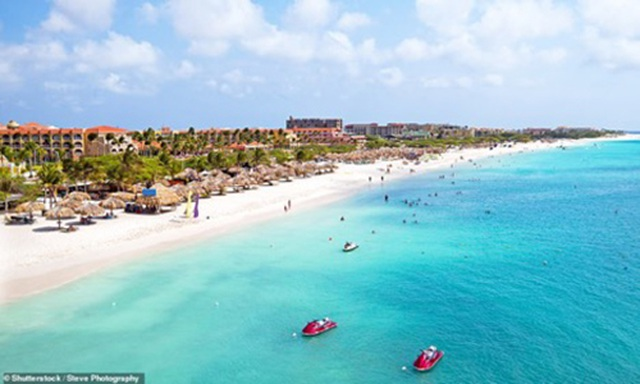 Điểm danh những bãi biển quyến rũ nhất thế giới - 7