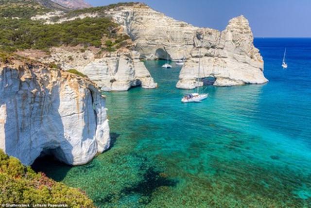 Điểm danh những bãi biển quyến rũ nhất thế giới - 10
