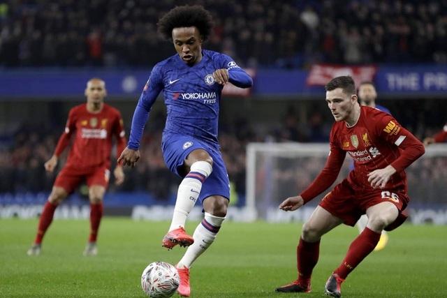 Chelsea trả giá đắt sau chiến thắng trước Liverpool ở FA Cup - 1