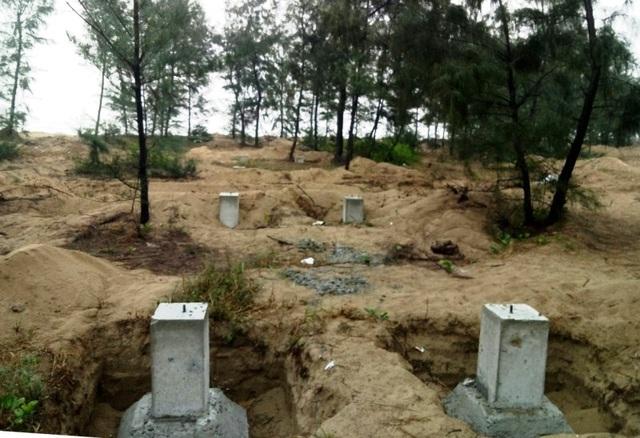 Hà Tĩnh: Phê bình huyện Nghi Xuân, buộc làm đúng dự án được cấp phép - 2