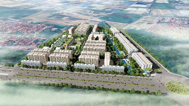 Yên Phong - Điểm sáng nhất trên bản đồ đầu tư bất động sản Bắc Ninh - 2