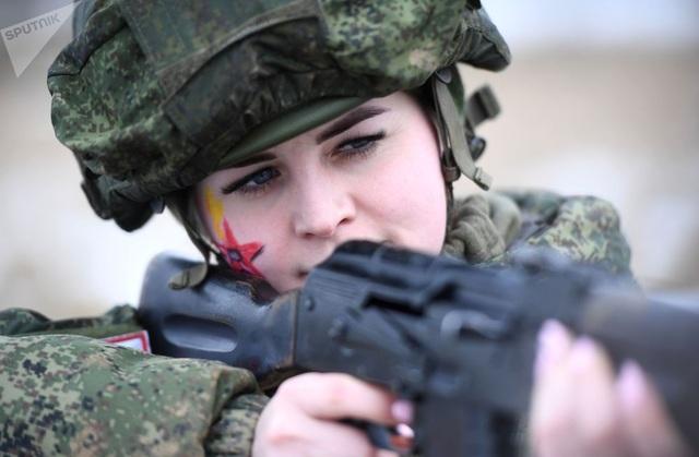 """Vẻ đẹp của những """"bông hồng thép"""" trong lực lượng tên lửa chiến lược Nga - Ảnh minh hoạ 3"""