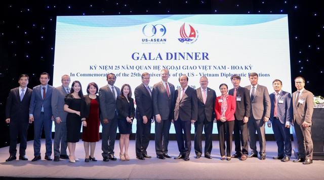 Amway VN tham dự Lễ kỷ niệm 25 năm thiết lập quan hệ ngoại giao VN – Hoa Kỳ - 1