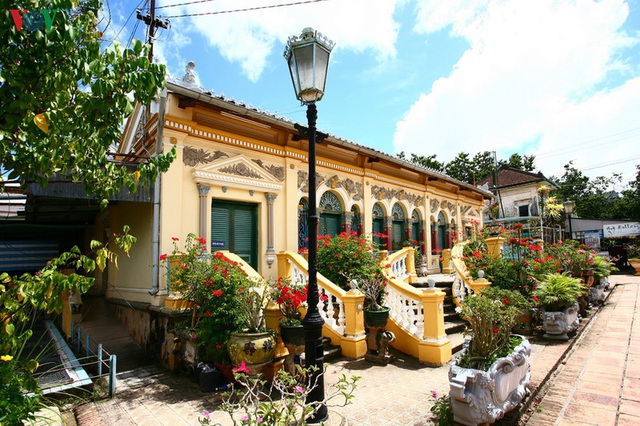 Nhà cổ Bình Thủy - ngôi nhà cổ đẹp nhất Miền Tây - 3