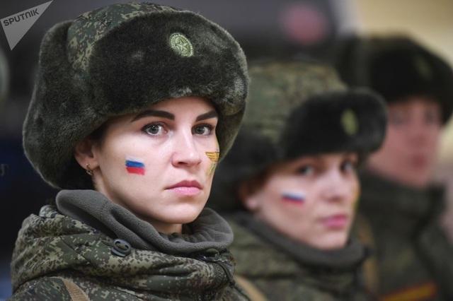 """Vẻ đẹp của những """"bông hồng thép"""" trong lực lượng tên lửa chiến lược Nga - Ảnh minh hoạ 7"""