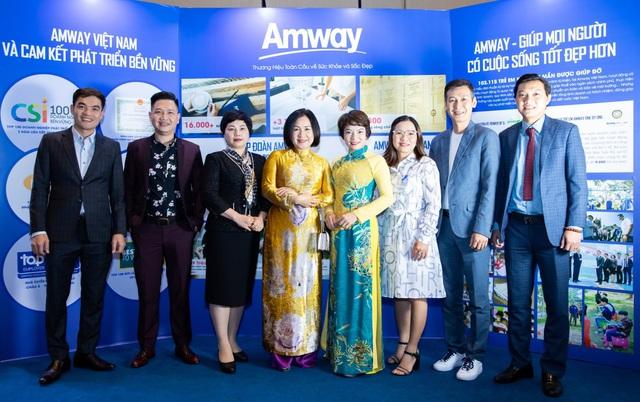 Amway VN tham dự Lễ kỷ niệm 25 năm thiết lập quan hệ ngoại giao VN – Hoa Kỳ - 2