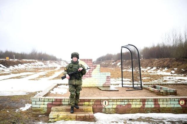 """Vẻ đẹp của những """"bông hồng thép"""" trong lực lượng tên lửa chiến lược Nga - Ảnh minh hoạ 11"""