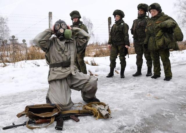 """Vẻ đẹp của những """"bông hồng thép"""" trong lực lượng tên lửa chiến lược Nga - Ảnh minh hoạ 8"""