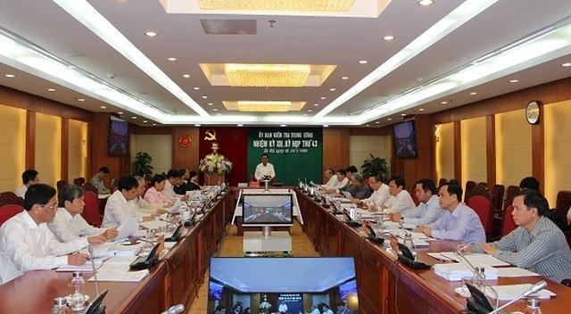 Đề nghị Bộ Chính trị kỷ luật nguyên Bí thư, Chủ tịch TPHCM - 1
