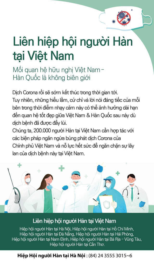 Du học sinh Hàn Quốc tại Việt Nam: Chúng tôi cảm thấy rất yên tâm - 3