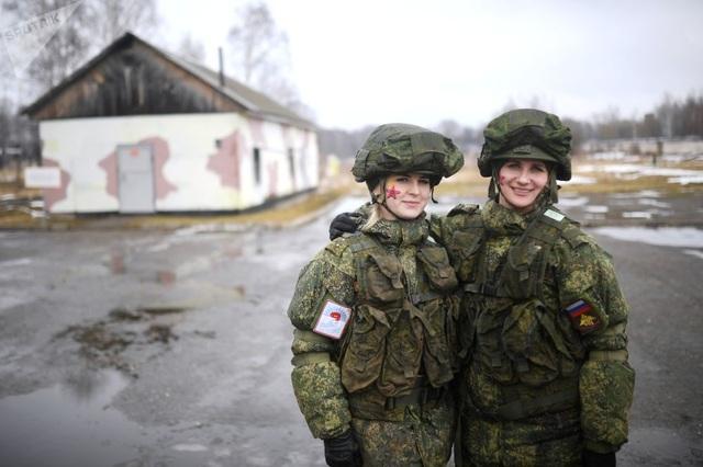"""Vẻ đẹp của những """"bông hồng thép"""" trong lực lượng tên lửa chiến lược Nga - Ảnh minh hoạ 5"""
